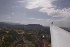 4.4-SanMarino-Vorbeiflug-Ankunft