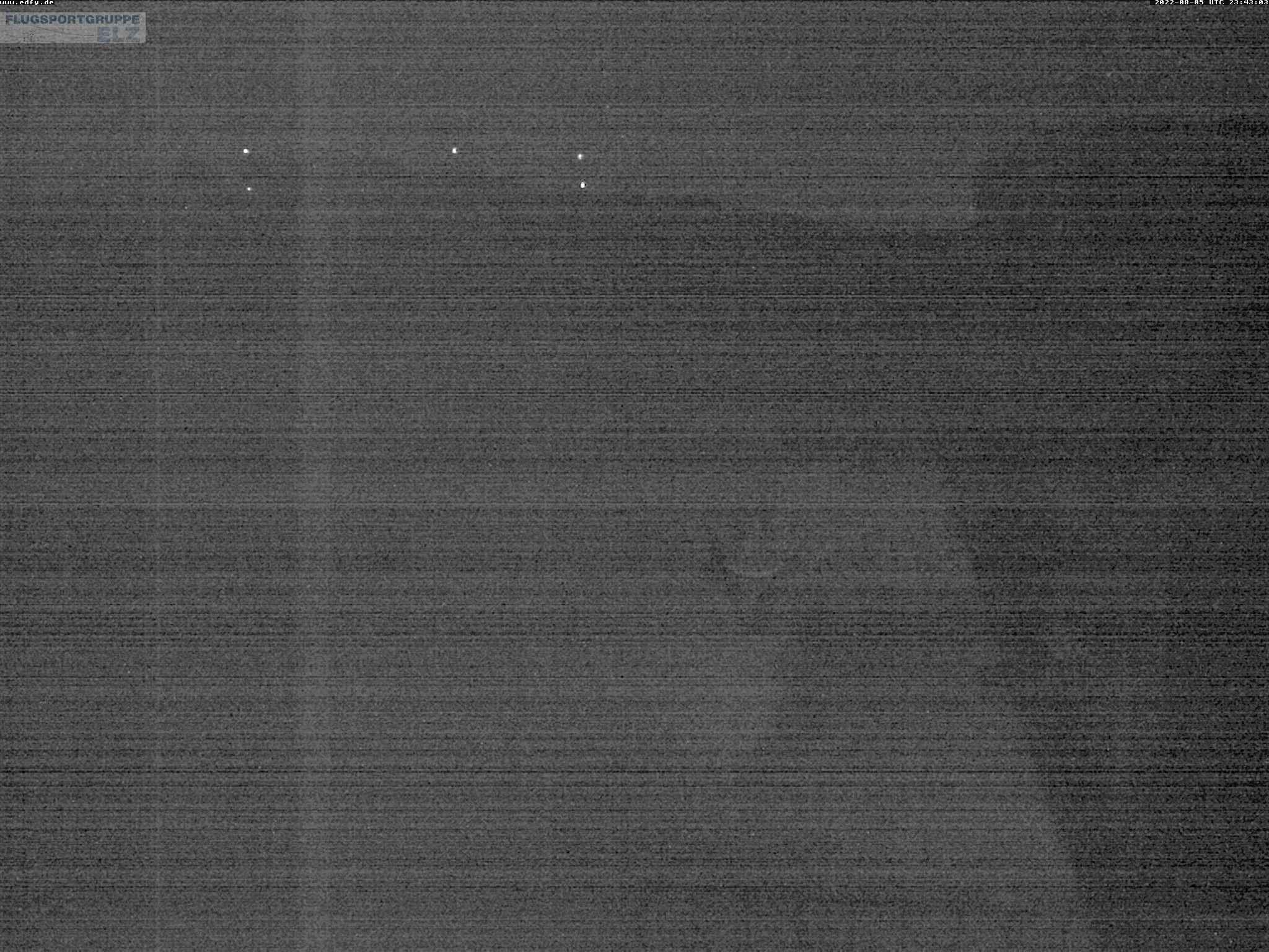 Webcam Flugplatz Elz
